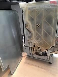 Siemens Dishwasher E15 Error Factory Reset Diynot Forums