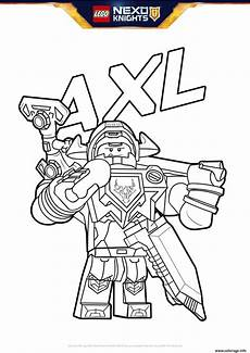 Lego Nexo Knights Ausmalbilder Aaron Coloriage Nexo Artemia Org