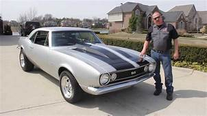 1967 Chevrolet Camaro Classic Muscle Car For Sale In MI
