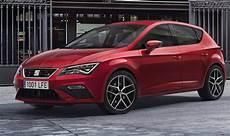 Seat 2017 New Hatchback Estate And Cupra Version
