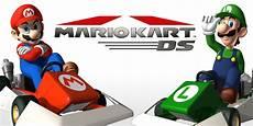 Mario Kart Ds Nintendo Ds Jeux Nintendo