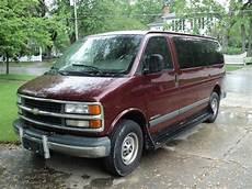 automotive repair manual 2000 chevrolet express 2500 user handbook find used 2000 chevrolet express 2500 ls standard passenger van 3 door 5 7l in de pere