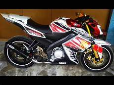 Striping Vixion Modifikasi by Modifikasi Motor Yamaha New Vixion Lighting Striping
