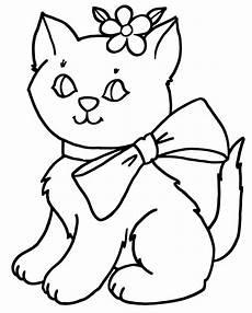Malvorlage Katzen Kostenlos Katzen Ausmalbilder Malvorlagen Tiere Kostenlose