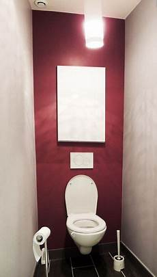 Mur Et Sol Gris Dans Les Toilettes Couleurs En