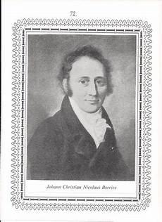johan christian nicolaus borries 1782 1857 genealogy