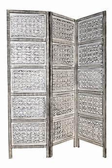 Orientalischer Paravent Raumteiler Aus Holz Lakshmi 150 X