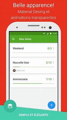 Liste De Courses Listonic Applications Android Sur