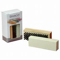 dry cleaning brush kit for nubuck suede canvas boots shoes