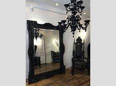 36 Dramatic Home Gothic Décor Design Ideas that Reek of