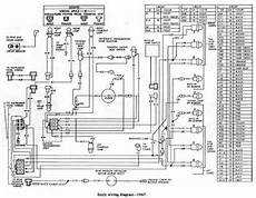 Dodge Charger 1967 Wiring Diagram All About Wiring