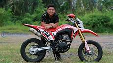 Modifikasi Motor Crf 150 by Foto Motor Crf Modifikasi Kumpulan Gambar Foto Modifikasi