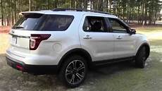 2013 Ford Explorer Sport 4wd With Ecoboost Suv Detailed