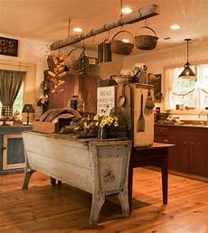 Decorating Ideas For A Primitive Kitchen by Primitive Kitchen Decorating Ideas Information