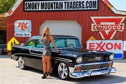 1956 Chevy Bel Air Frame Off Resto 350/350 PS 4WPDB