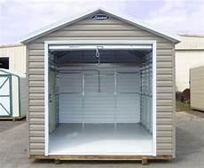 Garage Doors 8 X 10 Price by Steel Frame Metal Utility Buildings Leonard Buildings