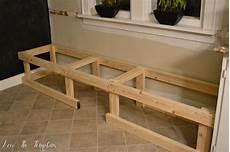 How I Built A Built In Bench Hometalk