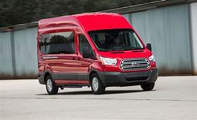 Full Review Of The 2015 Ford Transit XLT Van –
