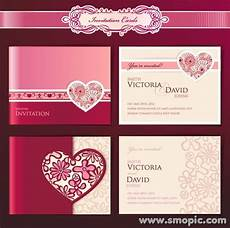 farewell card templates cdr wedding invitation card cover background