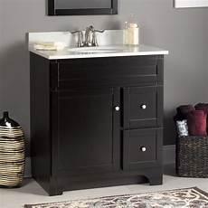 Bathroom Vanities 100 by Worthington 30 Quot Vanity In Espresso Transitional