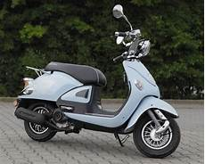 Retro Roller 50ccm Quot Heros Quot 45 Km H Motorroller Mofa