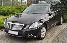 Mercedes E Klasse W212 - file mercedes e klasse w212 elegance 20090830 front jpg