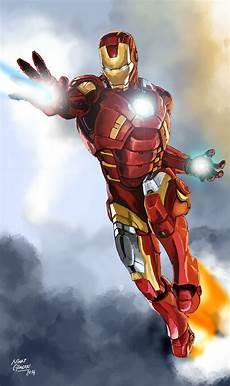 Ironman Malvorlagen Novel Iron Ironman Marverl Comics Illustration
