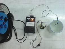 Esopa Elektronik Semi Otomatis Pompa Air Elektronika