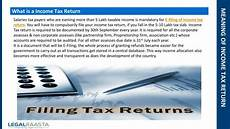 ppt file income return online for free legalraasta taxraahi powerpoint presentation id