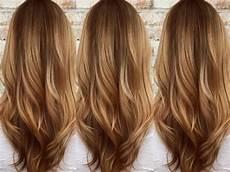 caramel braune haare butterscotch blond die neue trendhaarfarbe f 252 r den sommer