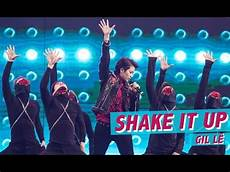 gil l 234 shake it up live vlive year end
