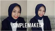 Tutorial Makeup Simple Untuk Kerja Dailymakeup