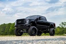 Unmatched Style Lifted Ford F350 Duty Put On Big