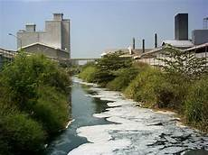 Pencemaran Air Pollution On My Earth