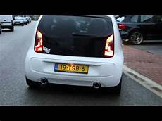 vw up exhaust sound sportauspuff echappement take