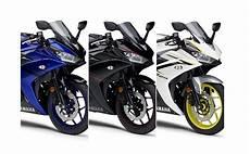Modifikasi R25 2018 by 3 Warna Baru Yamaha Yzf R25 2018 Hadir Di Jepang Varian
