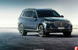 New BMW X7 This Is What It'll Look Like Plus Everything