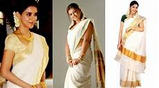 onam dress for ladies 5 want to celebrate onam in style here are five tips to do