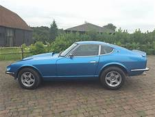 1973 Datsun 240z V8 – Coys Of Kensington