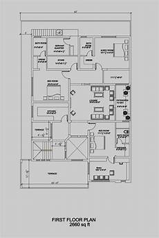 pakistan house designs floor plans first floor