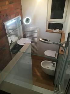 Badezimmer Wand Statt Fliesen - glas duschr 252 ckwand statt fliesen in der dusche
