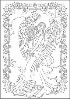 engel colour me malvorlagen mandala