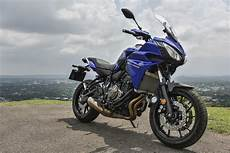 Revisited Yamaha Mt 07 Tracer Za Bikers