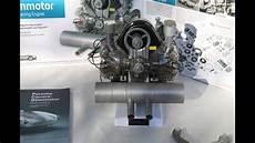 1 3 porsche model flat 4 type 547 motor from
