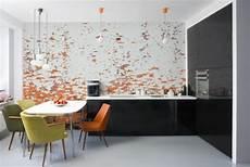 Moderne Küchen Tapeten - 85 moderne tapeten die zu einer zeitgen 246 ssischen