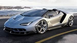 2016 Lamborghini Centenario Roadster  Wallpapers And HD