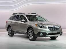 2015 Subaru Outback 2014 New York Auto Show Live Photos