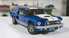 Lego Ford Mustang Gt 2019 Designer Review Lego
