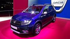 2017 Dacia Sandero Stepway Easy R Exterior And Interior
