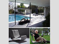 ***** Guhl: Loop Chair Modern Concrete Outdoor Garden